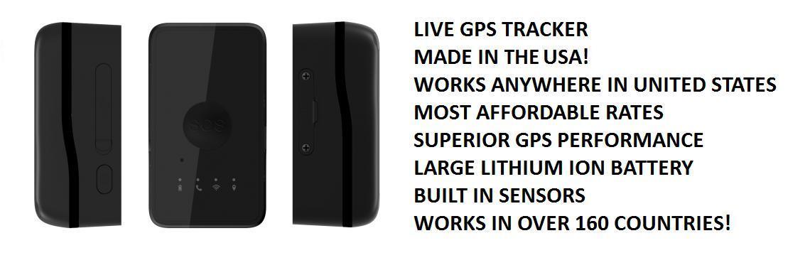 Live GPS Vehicle Tracker